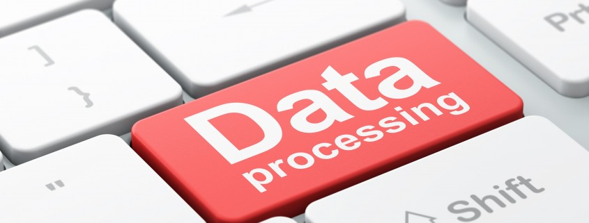 pre-media data processing