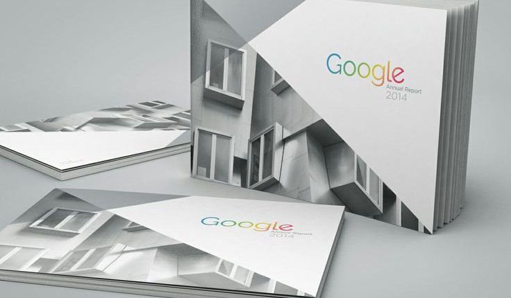 2014 Annual Report for Google.