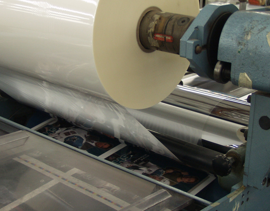 Finishing Laminator